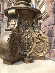 lamp post details (coconut wireless) Tags: china asia shanghai disneyland disney amusementpark pudong themepark sdp fantasyland lightingfixture 2016 sdl frikitiki shdl shanghaidisneyland enchantedstorybookcastle asia2016 shdlp