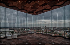 Curved (Eric@focus) Tags: city windows panorama glass museum marina nikon marine cityscape view tiles antwerp curved greatphotographers d7100 simplysuperb tokinaaf1116mmf28 nikonflickraward dwwg