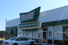 You're not a real town in the South unless you have a Krispy Kreme store in it (Hazboy) Tags: hazboy hazboy1 memphis tennessee south midsouth july 2016 us usa america krispy kreme store donut doughnut
