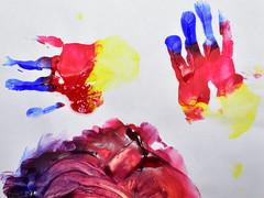 Fingerpaint (alan.michael.wong) Tags: washable crayola fingerpaint