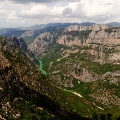 Tretboote (o_be_lix) Tags: gorges de verdon schlucht provence berge tal draussen