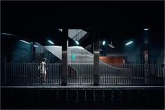 Paris underground 2016 (Carlos Pinho Photography) Tags: métro métroparisien metropolitain subway paris underground carlzeiss