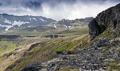 (geh2012) Tags: sland iceland snfellsnes klettar fjall mountain gunnareirkur geh gunnareirkurhauksson