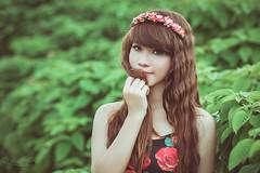 Back in time (Kiss Midori) Tags: beautiful model beautifulgirl people lovely memory