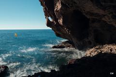La reina. (.carleS) Tags: canon eos 60d caeduiker cala moraig cova benitatxell sea mar mediterrani mediterrneo