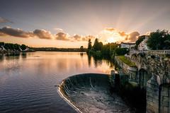 Lac de Huelgoat (bettermakeanote) Tags: bretagne france lac huelgoat sunset d800 1424