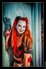 Harley Quinn - Poi Sin (Pierre Gautreau) Tags: harleyquinn gothamcity villains dccomics