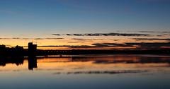 Sunset over Strathclyde 17.09.16 (AlanaLouiseBowmanPhotography) Tags: sunset strathclyde park lanarkshire scotland landscape loch sillohuette