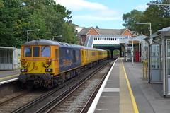 73961 'Alison', Gipsy Hill (looper23) Tags: class 73 gipsy hill london gbrf rail railway network train test august 2016