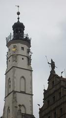 Rathausturm (Simone on Vacation) Tags: europe germany rothenburg