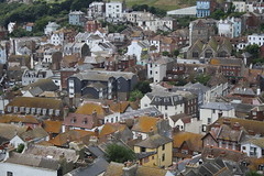 Town (My photos live here) Tags: town hastings east sussex old urban seaside england holiday resport houses buildings canon eos 1000d