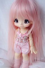 Kikipop Romantic Frill Sugar (Rukiya Shalidora) Tags: kikipop romantic frill sugar doll kinoko juice azone
