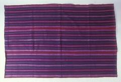 Oaxaca Mixtec Skirt Pozahuanco (Teyacapan) Tags: posahuanco pozahuanco oaxaca mixtec skirts enredo indigo anil cochinilla caracol weavings textiles costa mexican