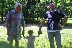 Sid_7048 (Manohar_Auroville) Tags: amici friends italian italy holidays vacanze 2016 manohar luigi fedele