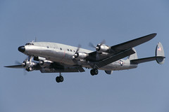 N73544-1-KCMA-22OCT1995 (Alpha Mike Aviation Photography) Tags: lockheed c121 constellation n73544 camarillo cma kcma