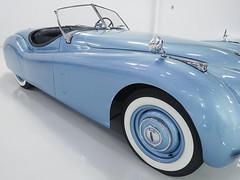 1952 Jaguar XK 120 Roadster (26) (vitalimazur) Tags: 1952 jaguar xk 120 roadster