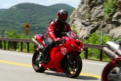 Kawasaki Ninja 1606122760w (gparet) Tags: bearmountain bridge road scenic overlook motorcycle motorcycles goattrail goatpath windingroad curves twisties motorcyclist