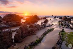 Sunset (jdelrivero) Tags: provincia geologia sunset costa lugares bizkaia barrika espaa atardecer geology places puestadesol spain elexalde euskadi es