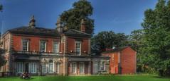 Castle park house, Frodsham, England (Keo6) Tags:
