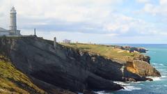 Santander-Liencres (arka76) Tags: cantabria santander spain costa coast costaquebrada sea mar atlantic blue faro