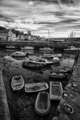 Small Boats (RagbagPhotography) Tags: dysart harbour fife kirkcaldy scotland river forth boats water serene reflections shy dramatic hdr bracketed exposures efex pro 2 photomatix blend dawn outlander amazon tv series le havre port