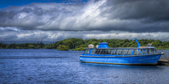 "Boat on Lough Leane, Killarney National Park, Ireland • <a style=""font-size:0.8em;"" href=""http://www.flickr.com/photos/40136671@N06/7746002900/"" target=""_blank"">View on Flickr</a>"