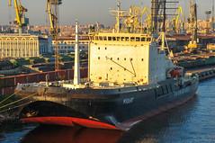 MUDYUG ICEBREAKER (LeHavreShips) Tags: baltiquenikon 쇄빙선 破冰船 eisbrecher jäänmurtaja ледокол ijsbreker isbryder isbrytare isbryter briseglace