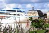Paquebot Azamara Journey - Port de la Lune - Bordeaux - 12 aout 2012