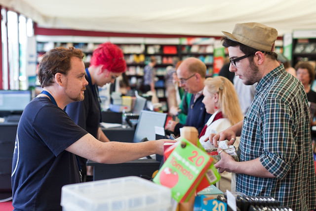 Bookshop buying