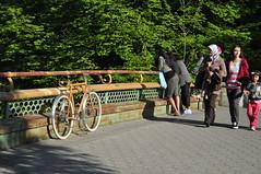 Passing (Shu-Sin) Tags: ladies bike bicycle ride god goddess protective velo touring deity mesopotamia lamassu randonneur randonneuse shusin