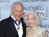 Buzz Aldrin and Guest Caudwell Children present 'The Legends Ball' at the Battersea Evolution - Arrivals London, England