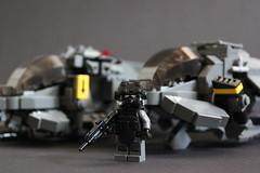 DARKWATER Advanced Infantry Mk I (✠Andreas) Tags: shark lego gunship purge sharkair legogunship legodarkwater vtolvtolmilitarythe darkwaterdarkwaterdarkwater gunshipair
