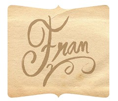 Fran-tástico (~ tilde ~) Tags: handlettering caligrafíaamano
