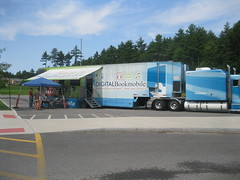 Townsend Public Library-Digital Bookmobile (digitalbookmobile) Tags: ohio library publiclibrary overdrive audiobooks ebooks digitalbookmobile townsendpubliclibrary cwmars