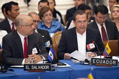 Intervencin del Canciller Ricardo Patio en la OEA (Cancillera Ecuador) Tags: washingtondc ecuador patio oea wikileaks maraisabelsalvador assange
