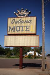 Cabana MOTE . . . Sign on Route 66 in Texola, Oklahoma (eoscatchlight) Tags: abandoned oklahoma sign route66 rust rusty roadsideamerica rustyandcrusty motelsign cabanamotel texola