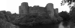 White Castle Panorama (CoasterMadMatt) Tags: uk summer panorama white building castle heritage history monument wales architecture photography site ruins photos britain cymru ruin property panoramas august panoramic medieval structure photographs gb british welsh moat whitecastle gwyn 2012 ruined castell panoramics monmouthshire llandeilo cadw grade1listed gradeilisted llantilio crossenny llantiliocrossenny castellgwyn coastermadmatt llandeilogresynni gresynni