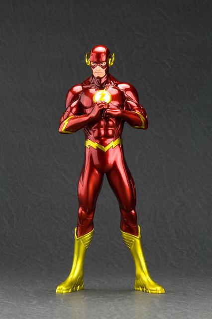 壽屋 正義聯盟的閃電俠 NEW52的版本