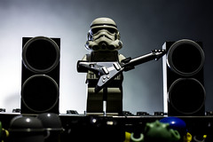 Are you ready to Rock? (Jazz_Lego) Tags: music macro rock starwars concert lego guitar gig rockmusic stormtrooper 60mm
