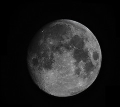Moon, 29th August 2012 (Nicholas David) Tags: autostitch moon meadelx90 primefocus