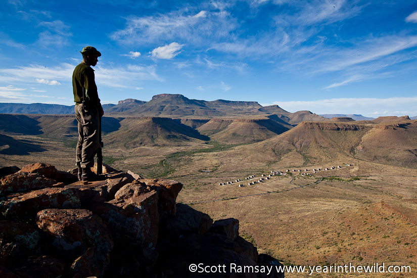 Karoo National Park - South Africa