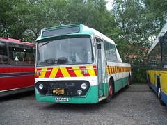 CLL144-02 (Ian R. Simpson) Tags: aja144b leyland leopard alexander y towtruck northwesternroadcar crosville cline crosvillecymru britishbus bus rally