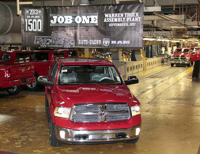 pickuptrucks wtap 2013ram1500 warrentruckassemblyplant
