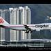 B747-4R7/F | Cargolux | LX-SCV | HKG