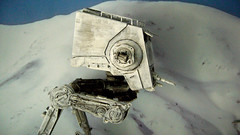 "Battle of Hoth diorama - imperial AT-ST in snow landscape • <a style=""font-size:0.8em;"" href=""http://www.flickr.com/photos/86825788@N06/7949265092/"" target=""_blank"">View on Flickr</a>"