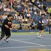 Kevin James And Jim Courier