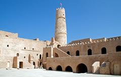 Ribat - Monastir, Tunisia (BlueVoter - thanks for 2.3M views) Tags: fort tunisia fortress tunisie monastir ribat munastir