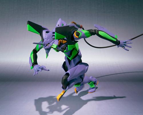 【Robot魂】新世紀福音戰士新劇場版初號機再販!