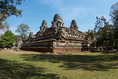 IMGP9855 (Dnl75) Tags: asia cambodia southeastasia fisheye siemreap angkor 1017 takeo smcpentaxda1017mmf3545ediffisheyezoom dany365 ancianttemple