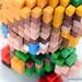 Pixel Art 3D Fimo 08